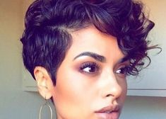 Tips to get the neat curly short hairstyle easily
