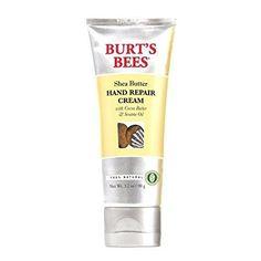Burt's Bees 100% Natural Shea Butter Hand Repair Cream 3.2 Ounces
