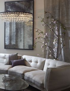 Home Interior Design My Living Room, Home And Living, Living Room Decor, Living Spaces, Style At Home, Interior Exterior, Home Fashion, Interiores Design, Bauhaus