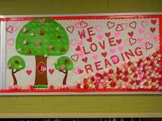 February Bulletin Board at Bamberg Library by abbelibrary, via Flickr