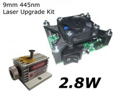 Laser kit for 3d printer or cnc machine