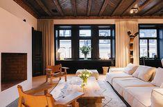 wood beam ceilings