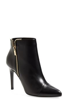 15e4c599c604 Lanvin Leather Ankle Boot (Women) available at  Nordstrom Glass Slipper