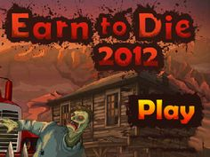 Continue to kill the zombies and rescue your world in Earn To Die 2012 Part 2 game!