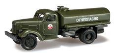 """ZIL 164 Fuel Tank """"CA"""" Soviet Troops in East Germany"""