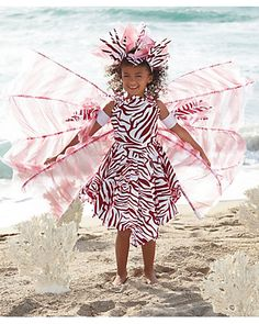 lionfish girls costume