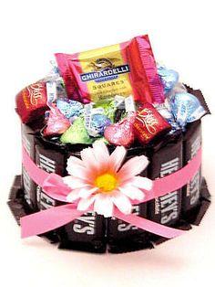 Candy Bar Cupcake