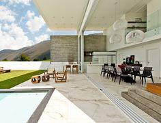 _DSC6719 Interior Exterior, Mansions, House Styles, Outdoor Decor, Home Decor, Calacatta, Portobello, Porch Flooring, Marble Floor