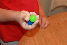 """Hand Pain/ Carpel Tunnel Issues : Little bouncy balls work miracles for those of us that use our hands for a living! Take a small rubber ball and place your palm over it on a countertop.  Place your other hand on top of the other and apply pressure while rubbing the ball around in circles.  You may feel little """"crunchy  """" ares, and those my friend are little knots in your hands!"""