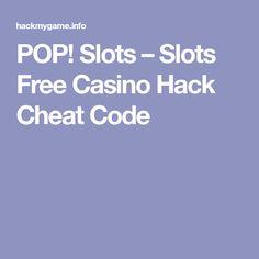 POP! Slots – Slots Free Casino Hack Cheat Code