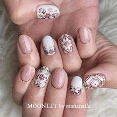 Nails short boho nail art ideas, coffin nail art designs,almond nail art design, acrylic nail art, n Cute Nails, Pretty Nails, My Nails, Neon Nails, Shellac Nails, Nail Manicure, Glitter Nails, Hippie Nails, Hippie Nail Art