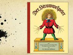 """STRUWWELPETER von HEINRICH HOFFMANN  ab Niveau B1  Kurze Einführung zum Leben von Heinrich Hoffmann, zum Werk """"Struwwelpeter"""" und zur Rezeptionsgeschichte."""