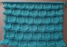 Knitting Stitches, Knitting Patterns Free, Free Knitting, Stitch Patterns, Labor, Slip Stitch, Blanket, Blog, Templates