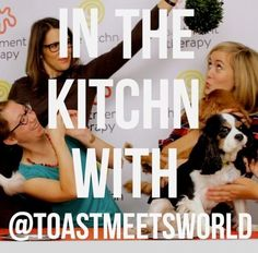 Behind the Scenes with Toast & Friends in the Studio Kitchn  Videos from The Kitchn