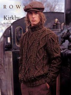 Top 5 free aran sweater knitting patterns for men Aran Knitting Patterns, Jumper Knitting Pattern, Knit Patterns, Free Knitting, Sweater Patterns, Rowan Knitting, Rowan Yarn, Knitting Wool, Stitch Patterns