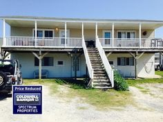 PRICE REDUCED!! 205 - 207 East Boardwalk Boulevard in Atlantic Beach, NC is now only $398,000!! Great Opportunity!!