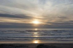 Tranquility Ocean Sunset Photographic Print Unframed Blue Grey Beach Coastal Photography Meditative Home Decor Muted Cloudy Sky Gentle Waves Zen Art 5x7 8x10 8x12 11x14 12x18 16x20 16x24 20x30 24x36. Some sunsets are better viewed front and center. Title: Tranquility This photograph is an open edition print, professionally printed for you with a luster finish on premium acid-free photographic paper that will resist fading for generations in typical home display. It will be carefully…