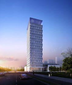 Gallery - Huishang Bank Headquarters / Y Design Office - 1