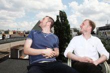 Gunnar Rönsch & Stephen Molloy
