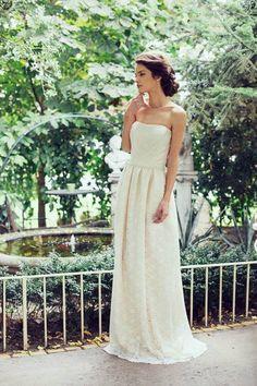 Beautiful white dress