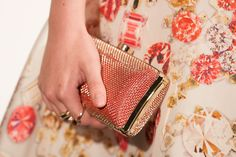 Bella Thorne (clutch detail) attends Sally Morrison & LoveGold Celebrate Academy Award Nominee Lupita Nyong'o at Chateau Marmont on February 26, 2014 in Los Angeles, California.