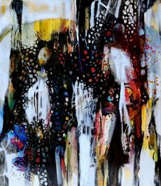The Sensual World Caia Matheson United Kingdom Painting Size: W x H x in Ships in a Crate. Contemporary Artists, Online Art, Buy Art, Oil On Canvas, United Kingdom, Art Gallery, Abstract, Creative, Painting