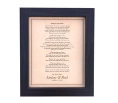 Leather Gift Idea  Song Lyrics Laser Engraved On by JWdesignStudio
