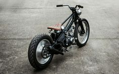 Custom rigid Honda S...