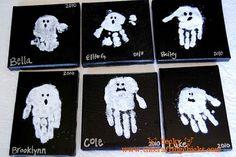 Ghost Handprints