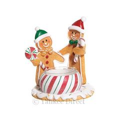 Yankee Candles UK | Yankee Candle Gingerbread Tea Light Holder