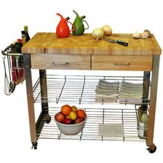 Studio Kitchen Cart