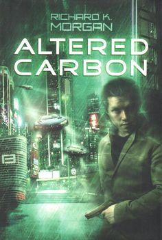 Altered Carbon !!! Enfin une série cyberpunk sur Netflix