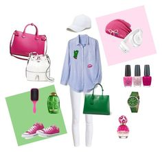 Turn up the music 🎧 by monikakei on Polyvore featuring polyvore, fashion, style, Gap, Barbour, Converse, Burberry, French Connection, Prada, Simplify, RIPNDIP, Happy Embellishments, Keds, Beats by Dr. Dre, Sole Society, Marc Jacobs, OPI, Organix, Denman and clothing