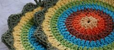 Crochet Potholders for Mom - Creative Mind and Hands