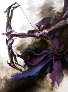 Daniel Kamarudin thedurrrrian deviantart ilustrações fantasia medieval vingadores avengers