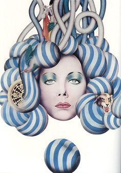 Japanese Illustration III: 70s – 80s - M̲elt  :: Peter Sato