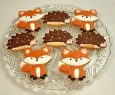 Hedgehog Cookie Cutter Happy Birthday Party Supplies DIY Baking Tool Ceramics