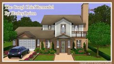 The Corgi Chief House Remodel by HarleyQuinn - Sims 3 Downloads CC Caboodle