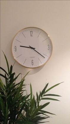 House doctor Nordic Home, House Doctor, Clock, Wall, Home Decor, Watch, Decoration Home, Room Decor, Clocks