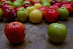 Collection of apples
