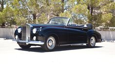 1961 Rolls-Royce Silver Cloud Drophead