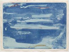 Helen Frankenthaler, Dream Walk, 1977