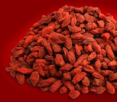 3. Goji Berries (wolfberries) — among many things, goji berries have been linked to clearing the skin, protecting the immune system, anti-aging, reducing body aches, and lowering their blood cholesterol and triglycerides. They contain amazing properties like 18 kinds of amino acids, including all 8 essential amino acids, up to 21 trace minerals, high amounts of antioxidants, iron, polysaccharides, B & E vitamins, and many other nutrients.