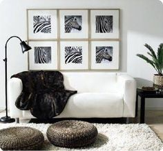 Image result for design ideas with Klippan sofa