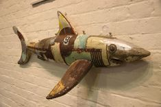 recycled art | Recycled Junk Art | dadirridreaming by taridia