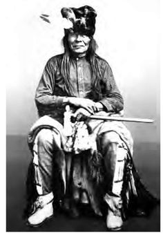 Struck by the Ree was born in Yankton, South Dakota, on August 30, 1804, while the explorers Lewis and Clark were encamped there.