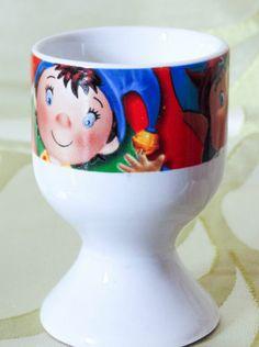 Noddy EGG CUP IN Very Good Condition Enid Blyton Nursery Character | eBay