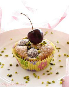 Muffinki z czeresniami | Bea w Kuchni