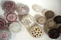 Cecilia Borghi ceramic sculpture
