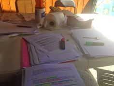 The Daily of Sara: Study Study, Studio, Investigations, Learning, Studying
